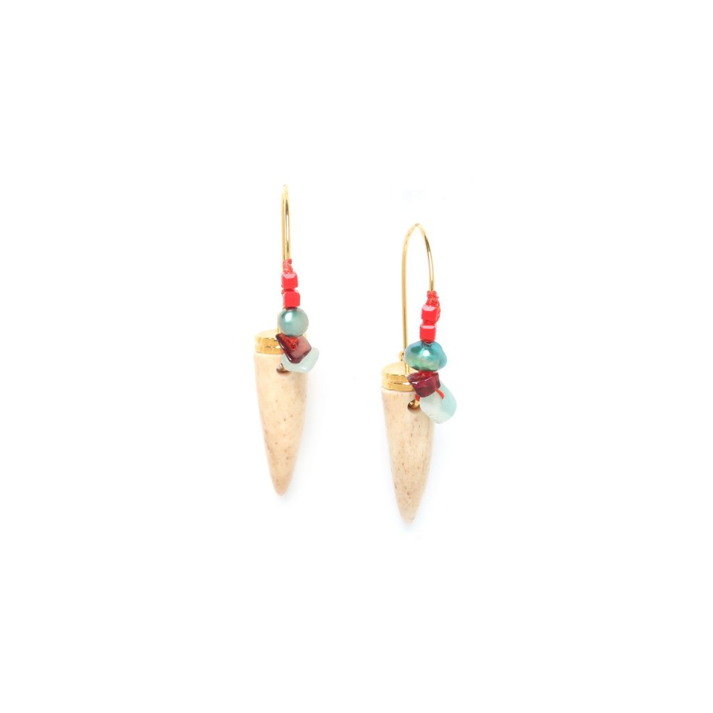 TIWA medium hook earrings