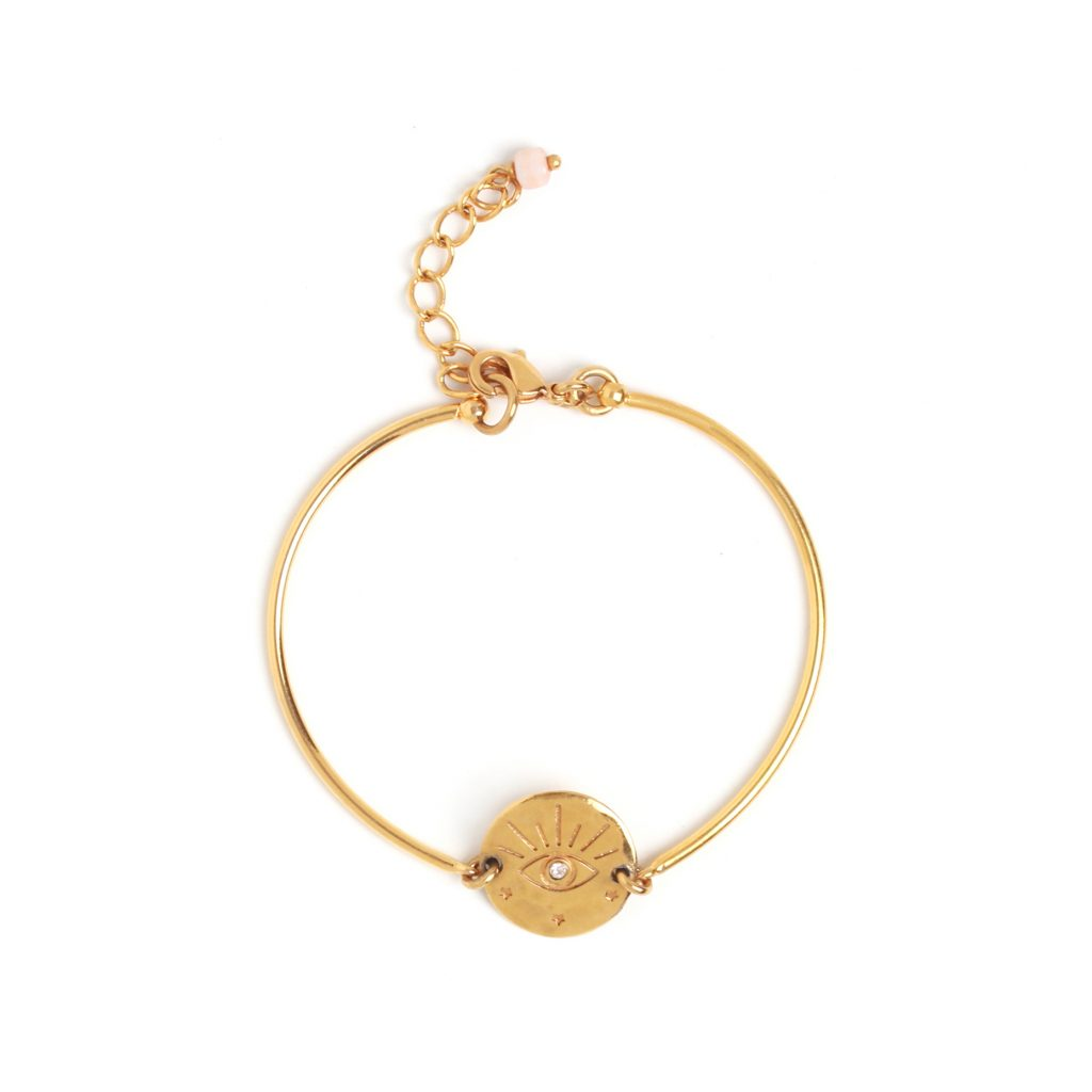 CELESTE articulated bracelet