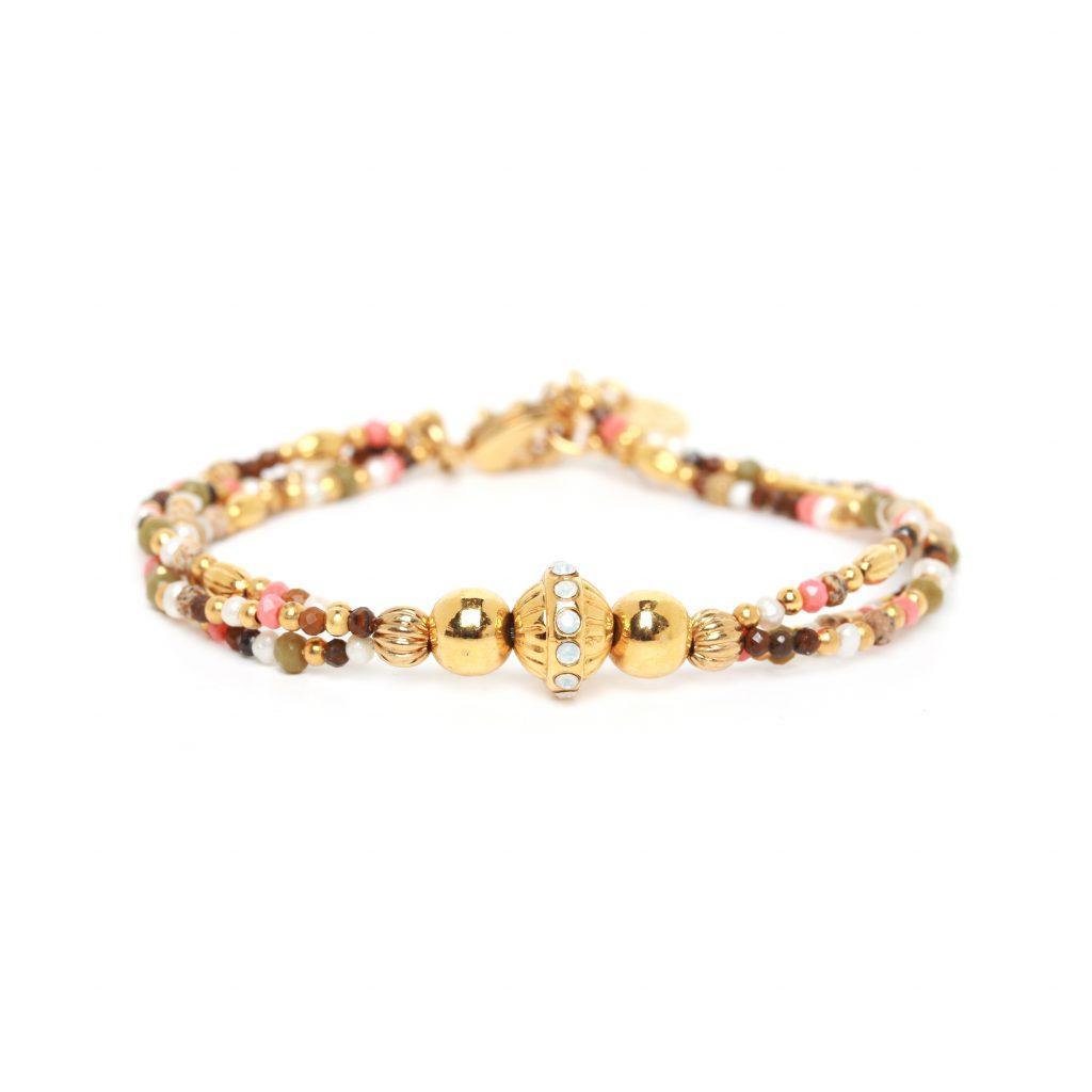 TAMARA 3 rows bracelet