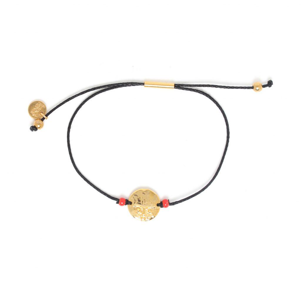 TIWA tube lock bracelet