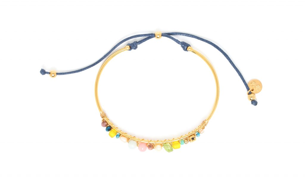 CAMILY beaded bangle