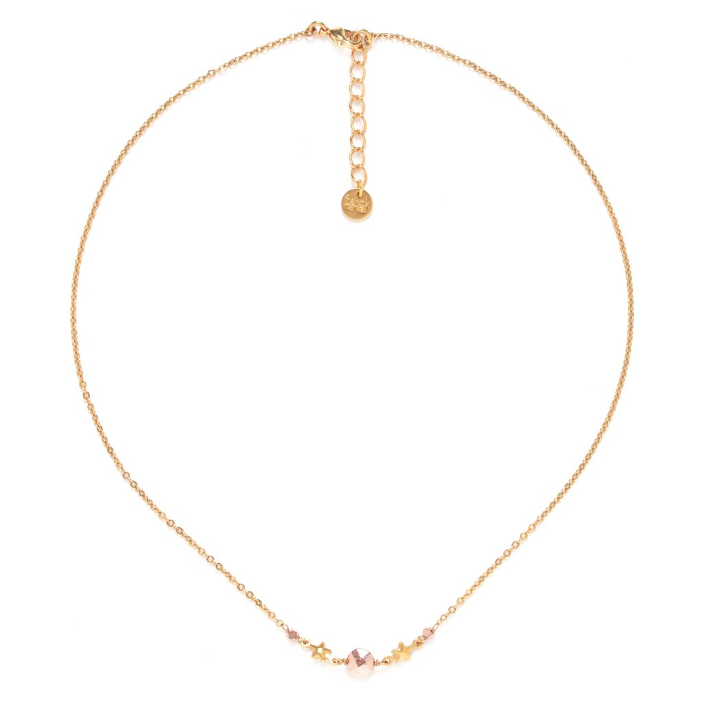 CELESTE thin necklace