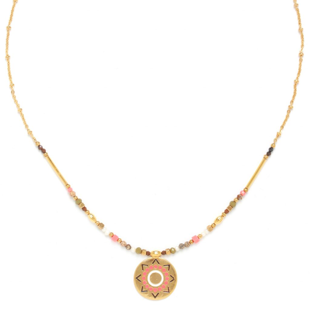 TAMARA short necklace