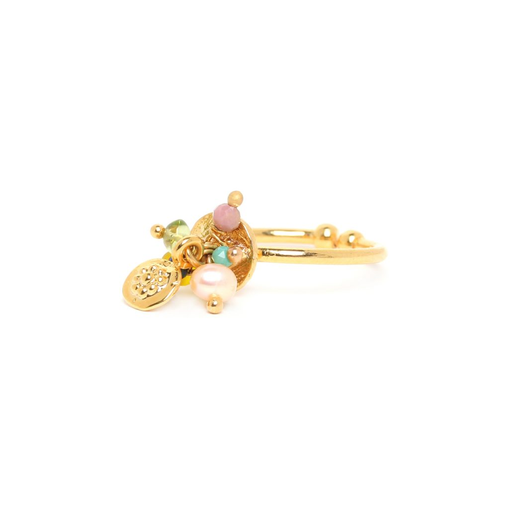 CAMILY clustered ring